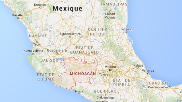 Mexique. Des hommes armés arrêtés grâce à une faute d'orthographe