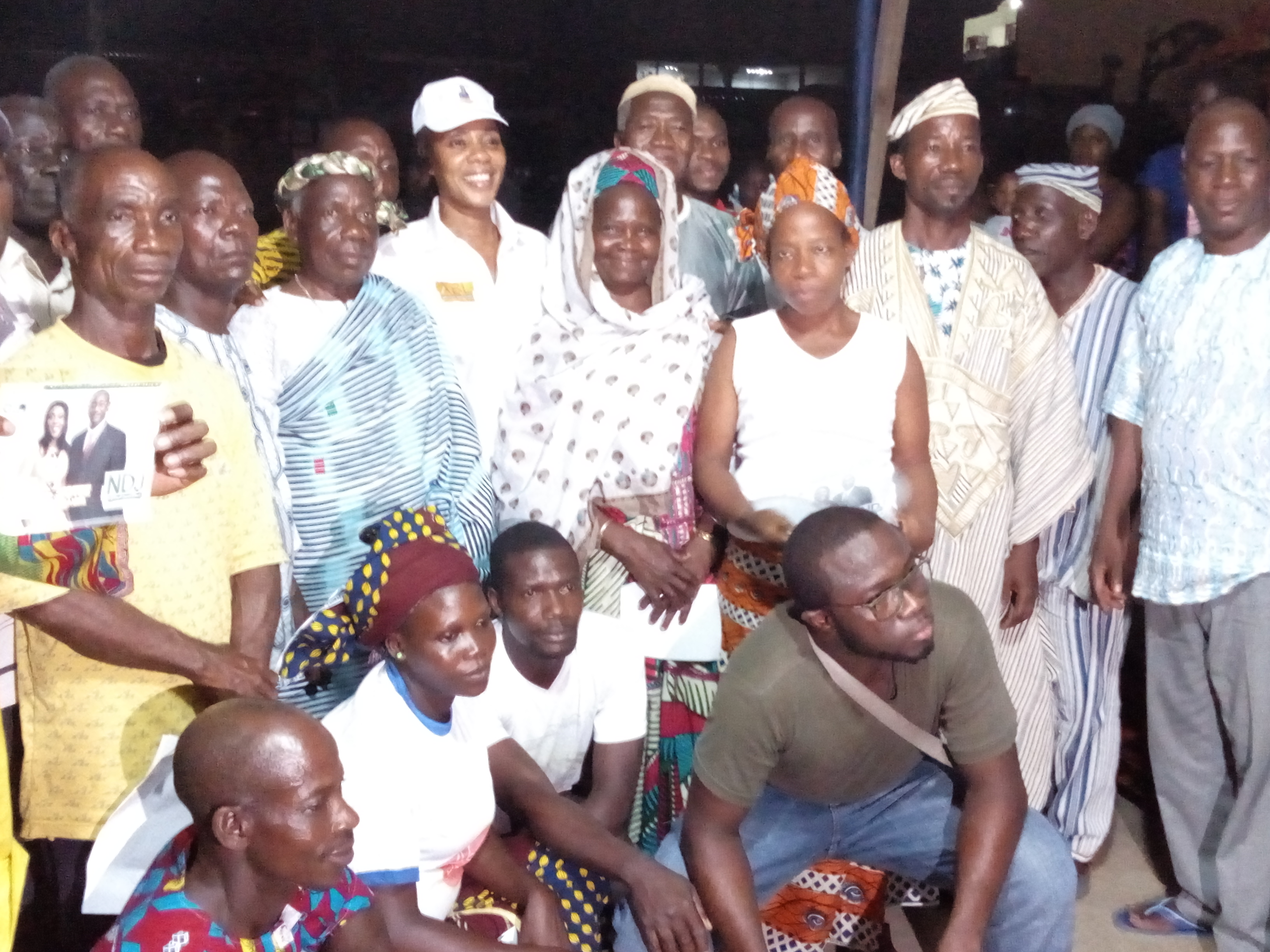 Législatives à Cocody: Affoussiata Bamba Lamine fait l'unanimité des populations