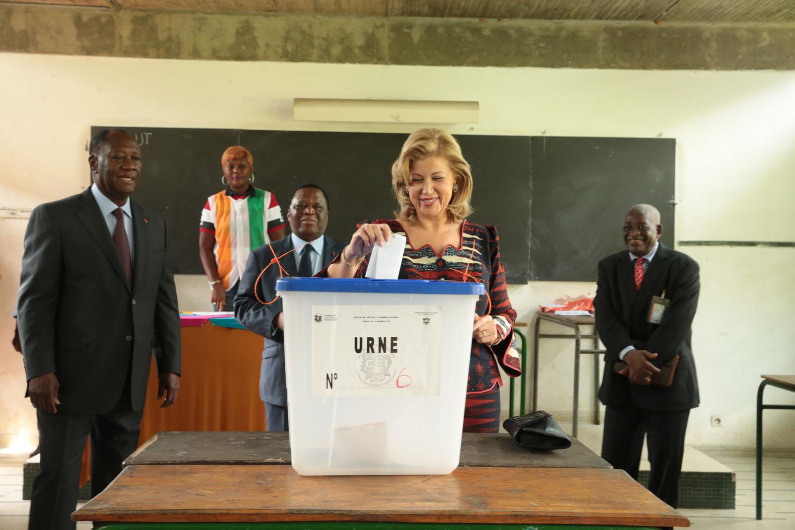 Ouattara pour un