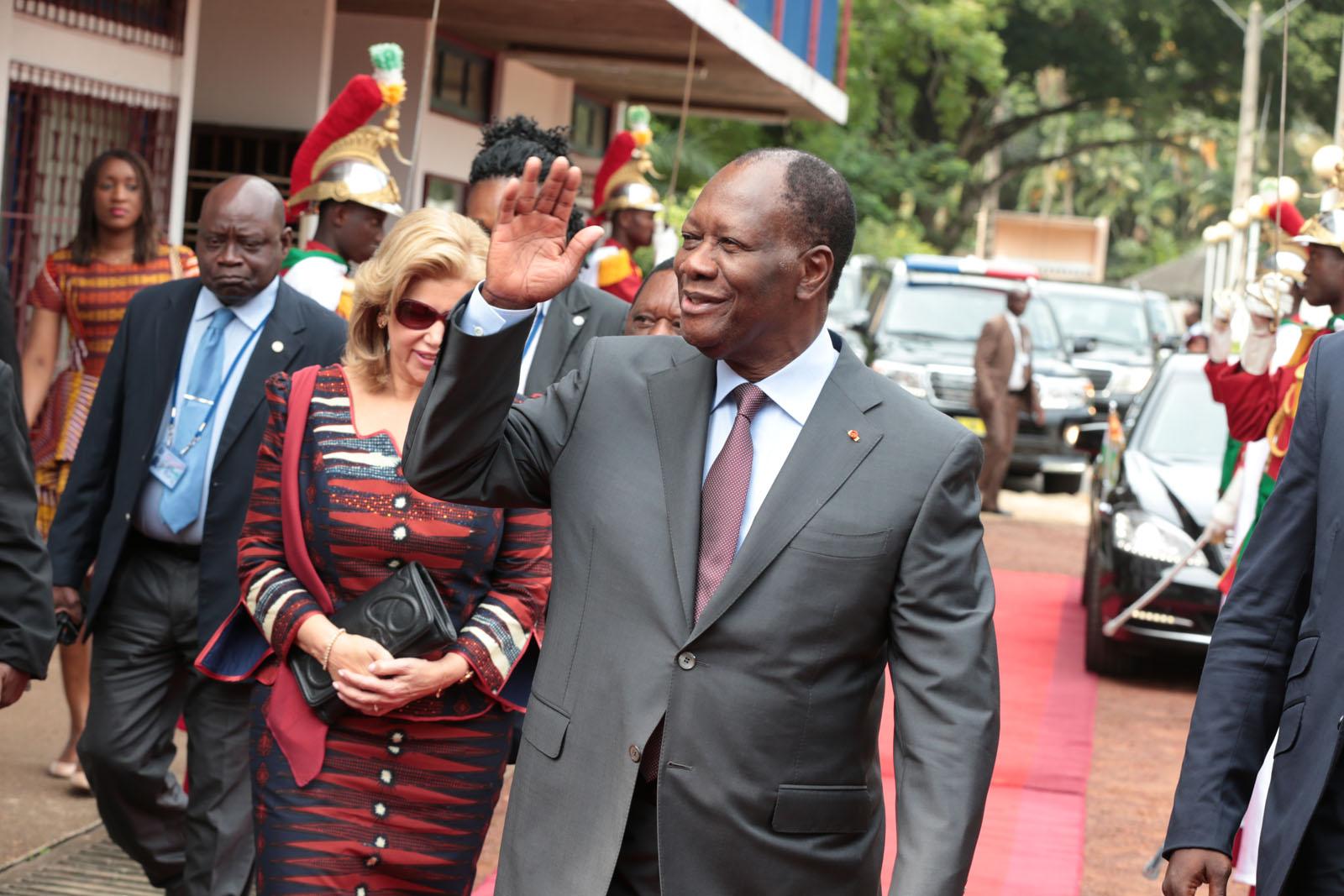 Gambie -Ouattara : le président élu