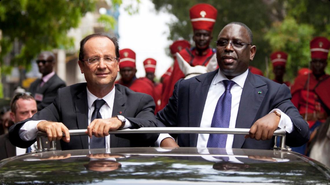 France-Sénégal : Macky Sall, le dernier tirailleur sénégalais