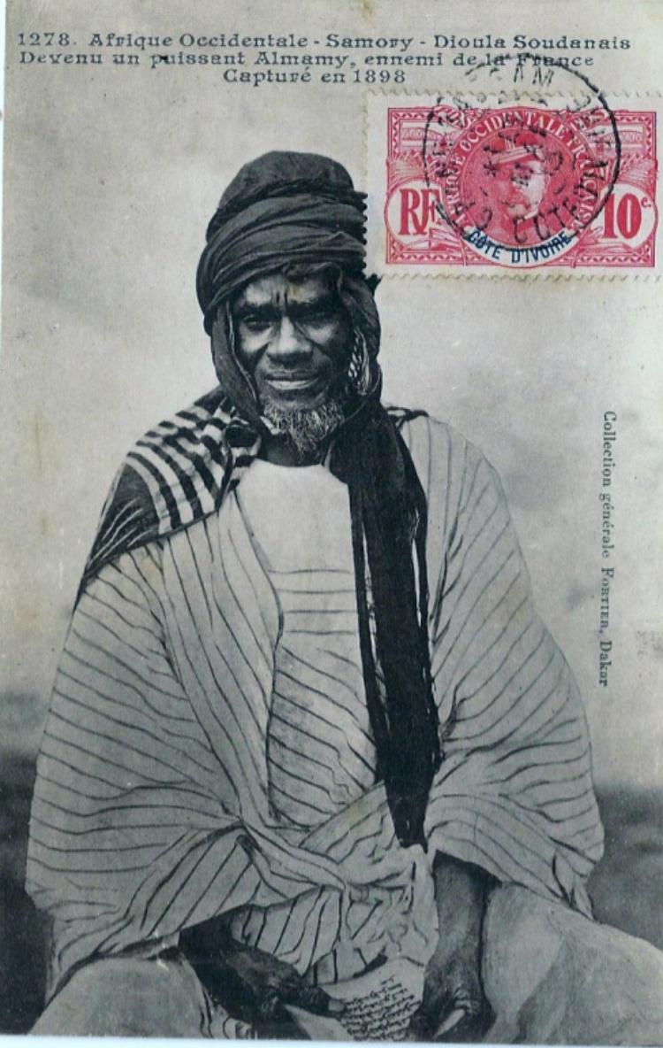 Samori : de l'histoire au mythe