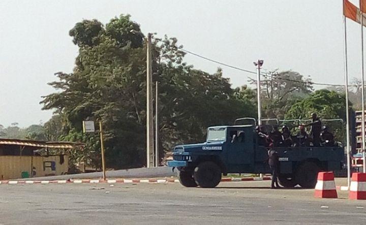 Mutinerie à Bouaké: Un couvre-feu décrété par les insurgés