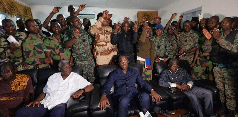 Mutinerie en Côte d'Ivoire : La Cedeao dans tous ses états !