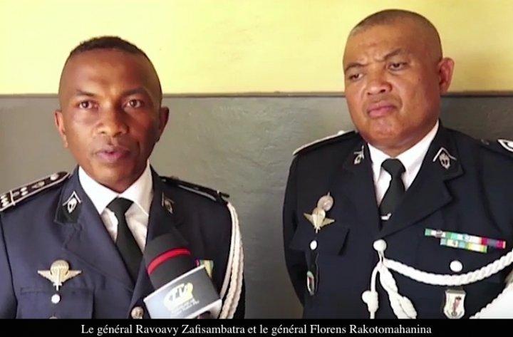 Madagascar :Fusillade entre gendarmes à Anjozorobe, cela fait désordre