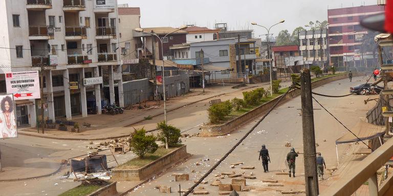 Au Cameroun, plusieurs villes anglophones font journée « ville morte »