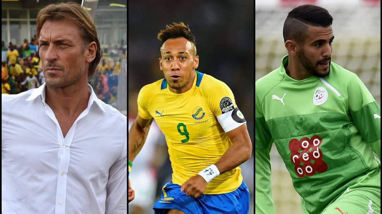 CAN-2017 - Aubameyang, Mahrez et Renard, stars à suivre à la CAN