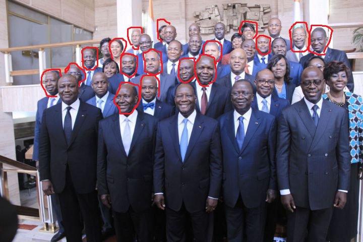 Nouveau Gouvernement Ivoirien: