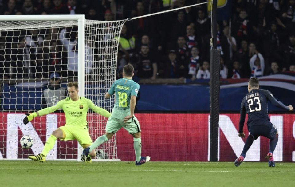 Ligue des champions : le PSG corrige Barcelone en 8e