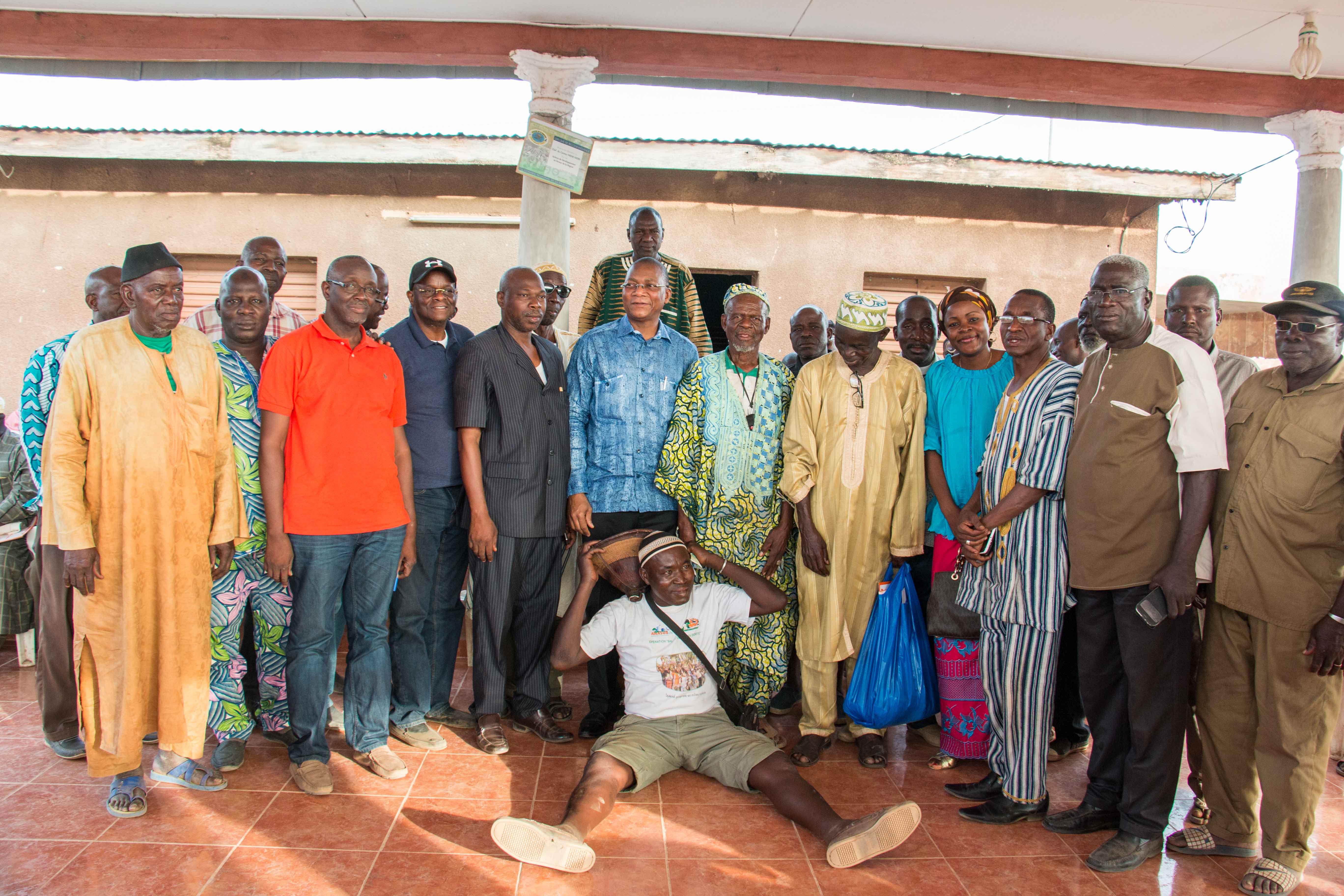 Bruno Koné :  ''Il faut éviter que certains esprits malveillants profitent de la situation pour arrêter la dynamique de progrès du pays''