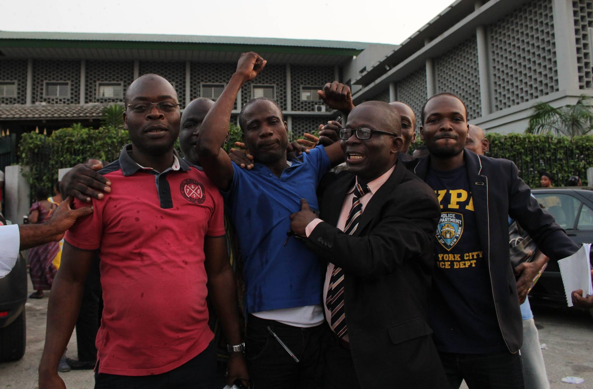 Journalistes ivoiriens : « il y avait une frayeur, nous étions aux portes de la prison de la MACA »