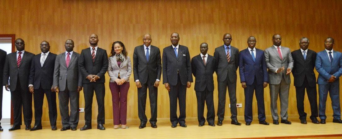 Amadou Gon  exhorte les fonctionnaires à s'inscrire dans une démarche  de qualité