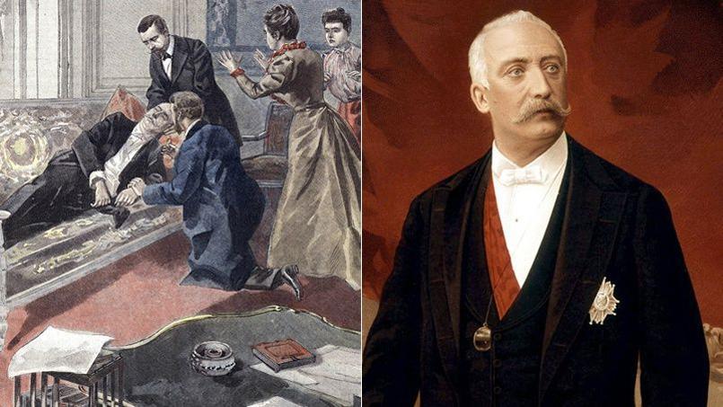 C'est arrivé le 16 février 1899: la mort extatique du président Félix Faure