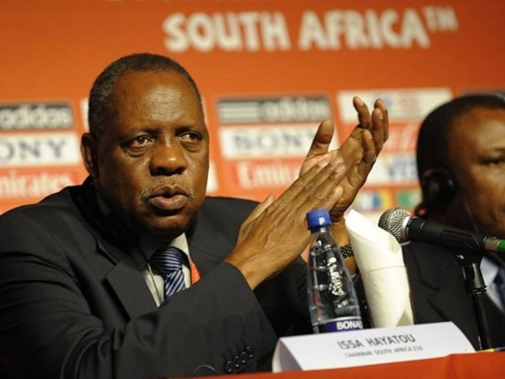 CAF : Triste fin de match pour Issa Hayatou