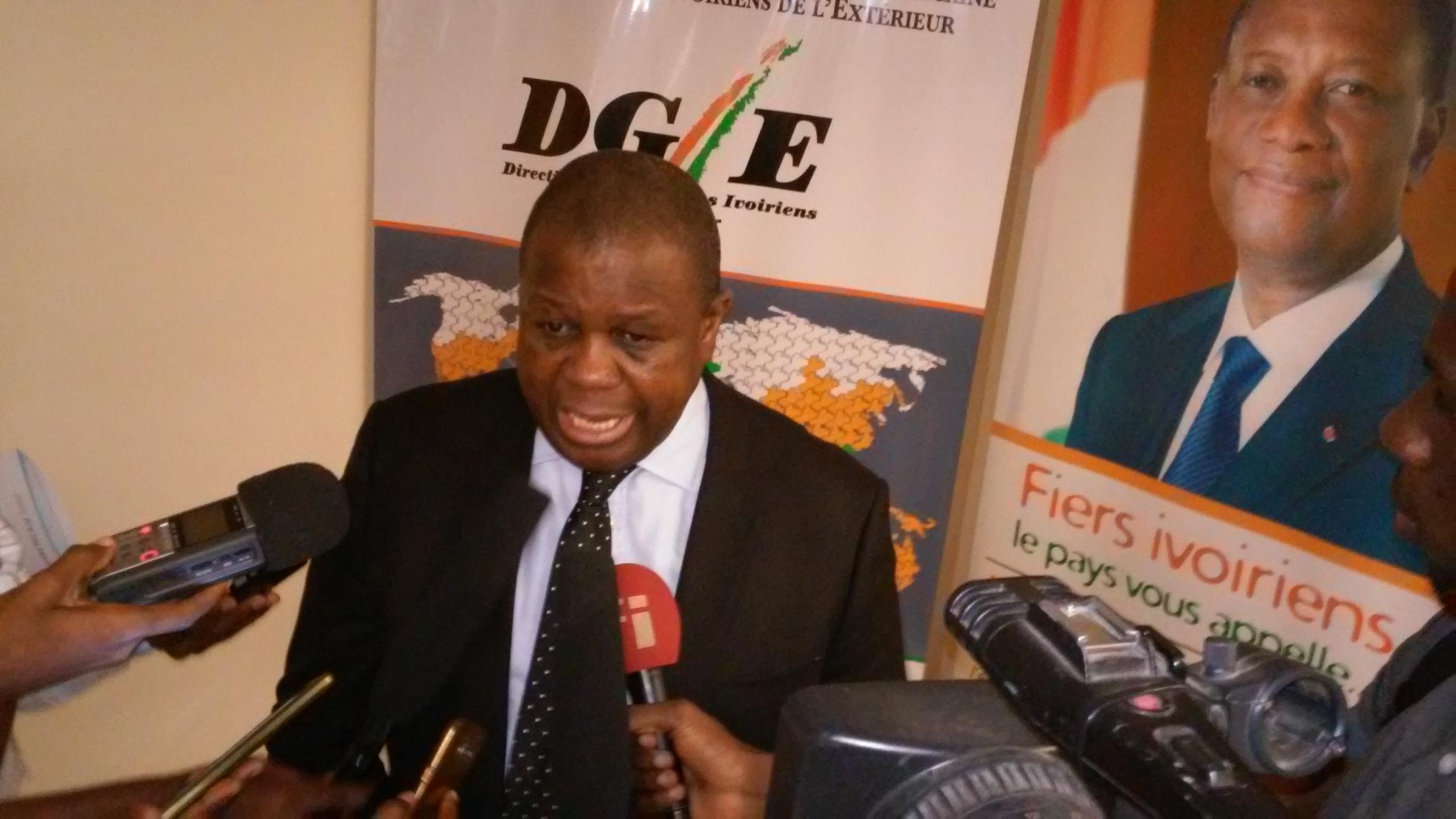 Come back au pays : Retour au  bercail  pour 180 migrants Ivoiriens