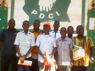 PDCI-Man : Rififi dans les rangs de la Délégation départementale