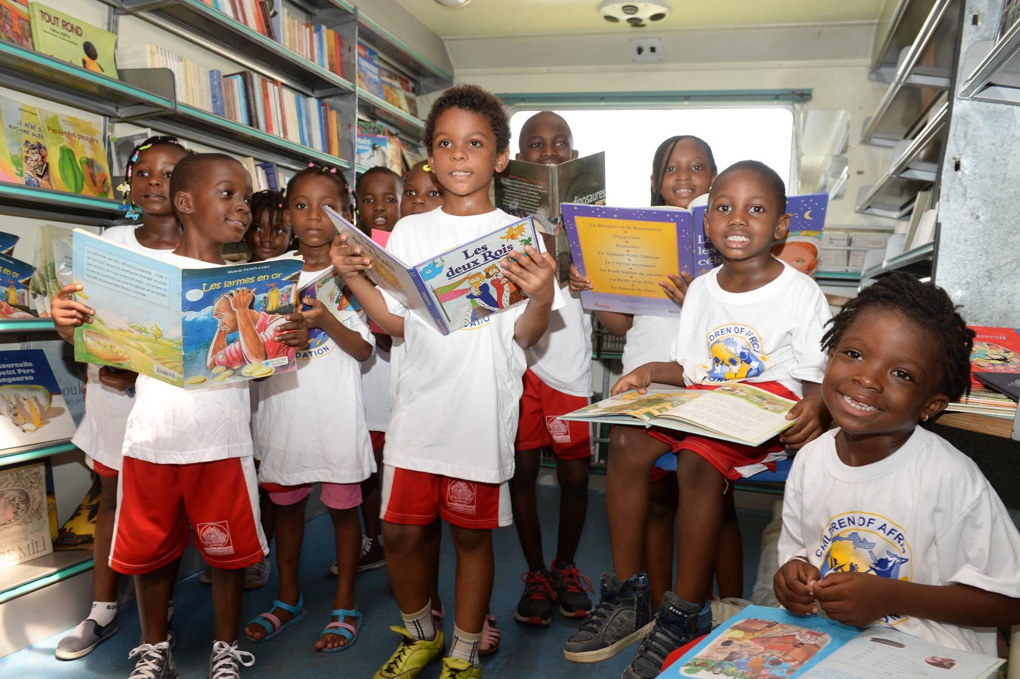 La Fondation Children Of Africa va parrainer un espace dédié à la jeunesse et à l'éducation