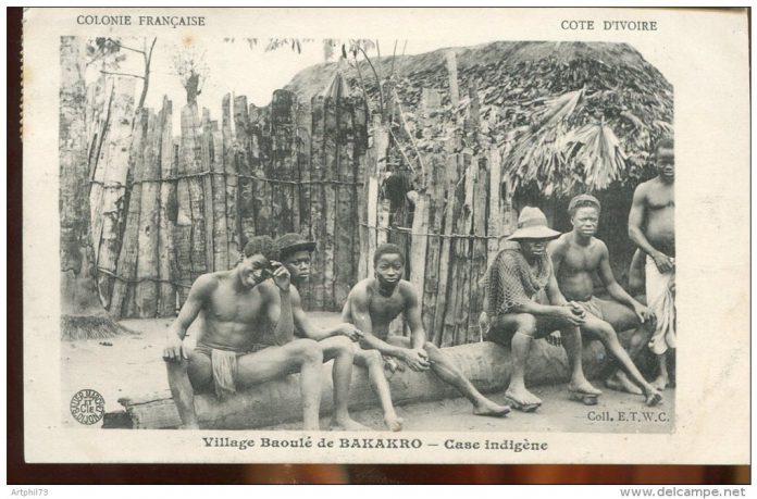 Colonisation française, Ehoussou Yéboué, chef de la résistance des Baoulé-Agba