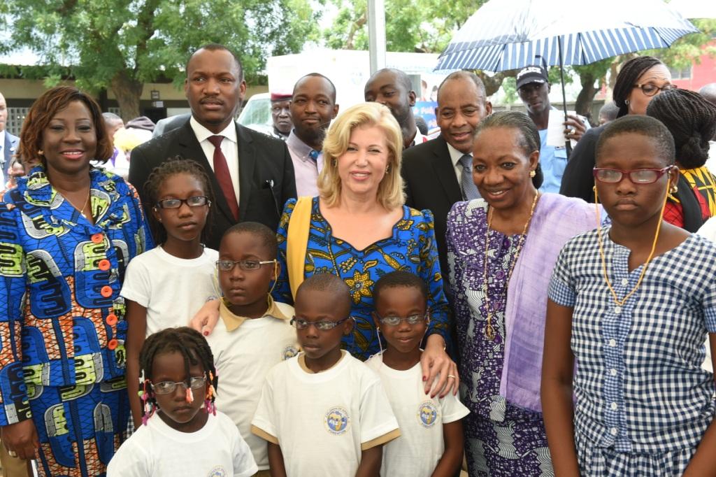 5ème caravane ophtalmologique de Children Of Africa :Top départ ce samedi à Issia