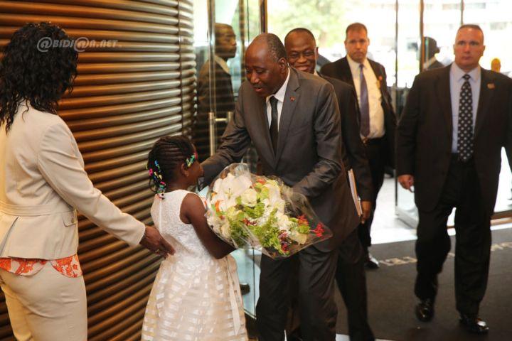 Washington, DC : Ce que Gon  Premier va dire à la diaspora ivoirienne