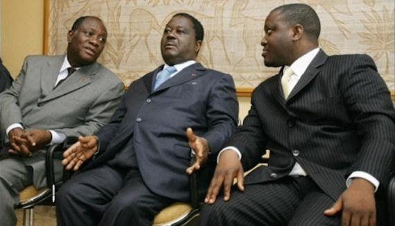 Approchez regardez : entre Ouattara, Bédié et Soro qui est ingrat et a vraiment trahi