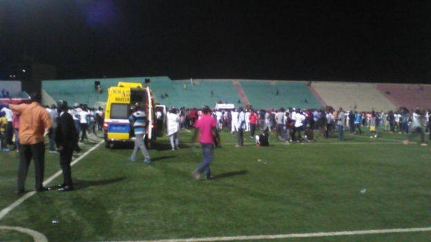 Sénégal : 8 morts et 97 blessés après un match