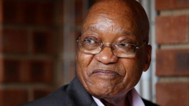 150 millions de dollars pour que Zuma quitte le pouvoir