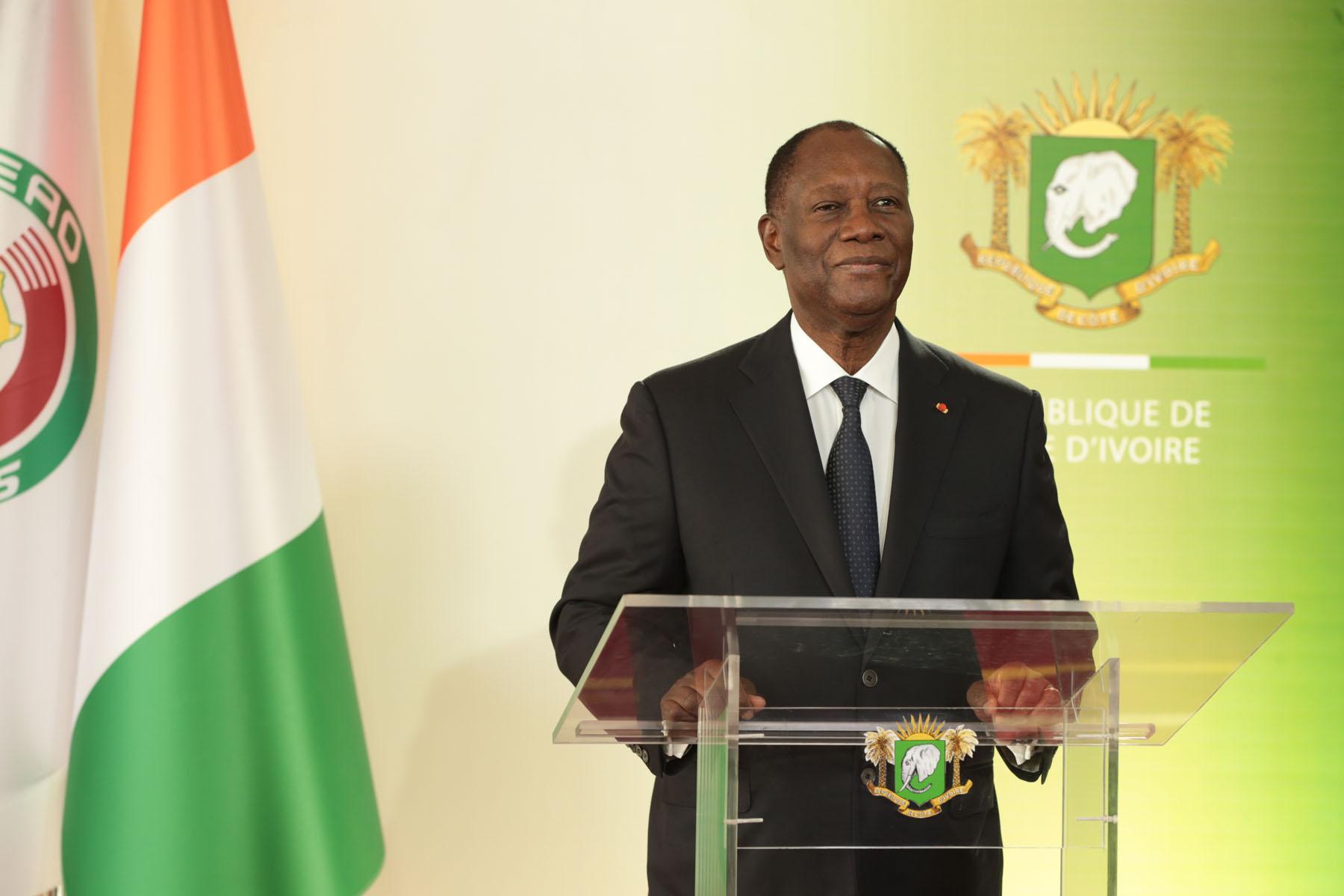 Côte-d'Ivoire: « Le président Ouattara ne sera pas candidat en 2020 », jure Cissé Bacongo