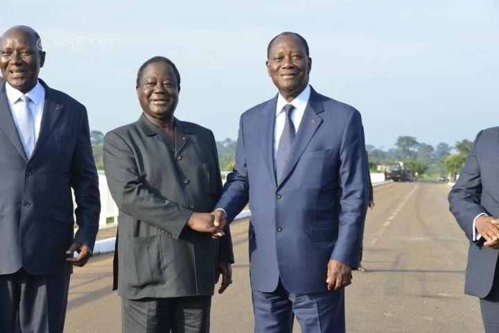 Côte d'Ivoire : Ouattara-Bédié, le temps des questions