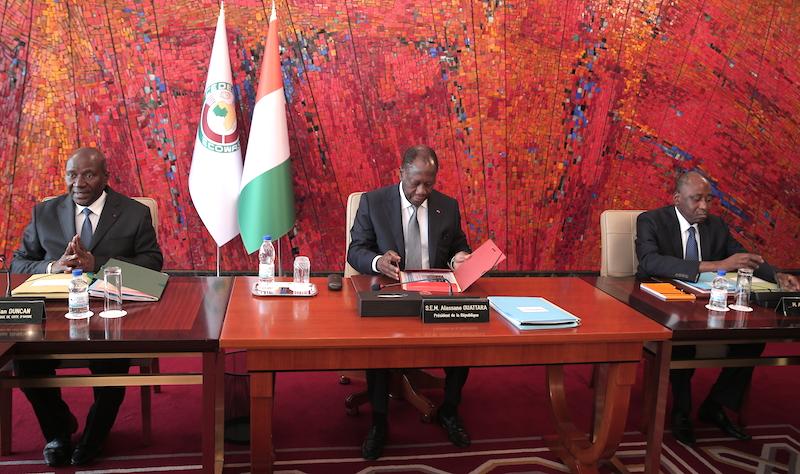 Le Chef de l'Etat a présidé un Conseil présidentiel sur la Santé