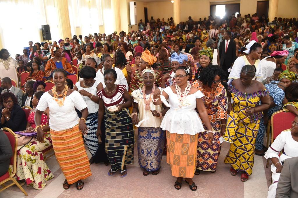Autonomisation des femmes : le FAFCI présente ses deux nouvelles microfinances partenaires