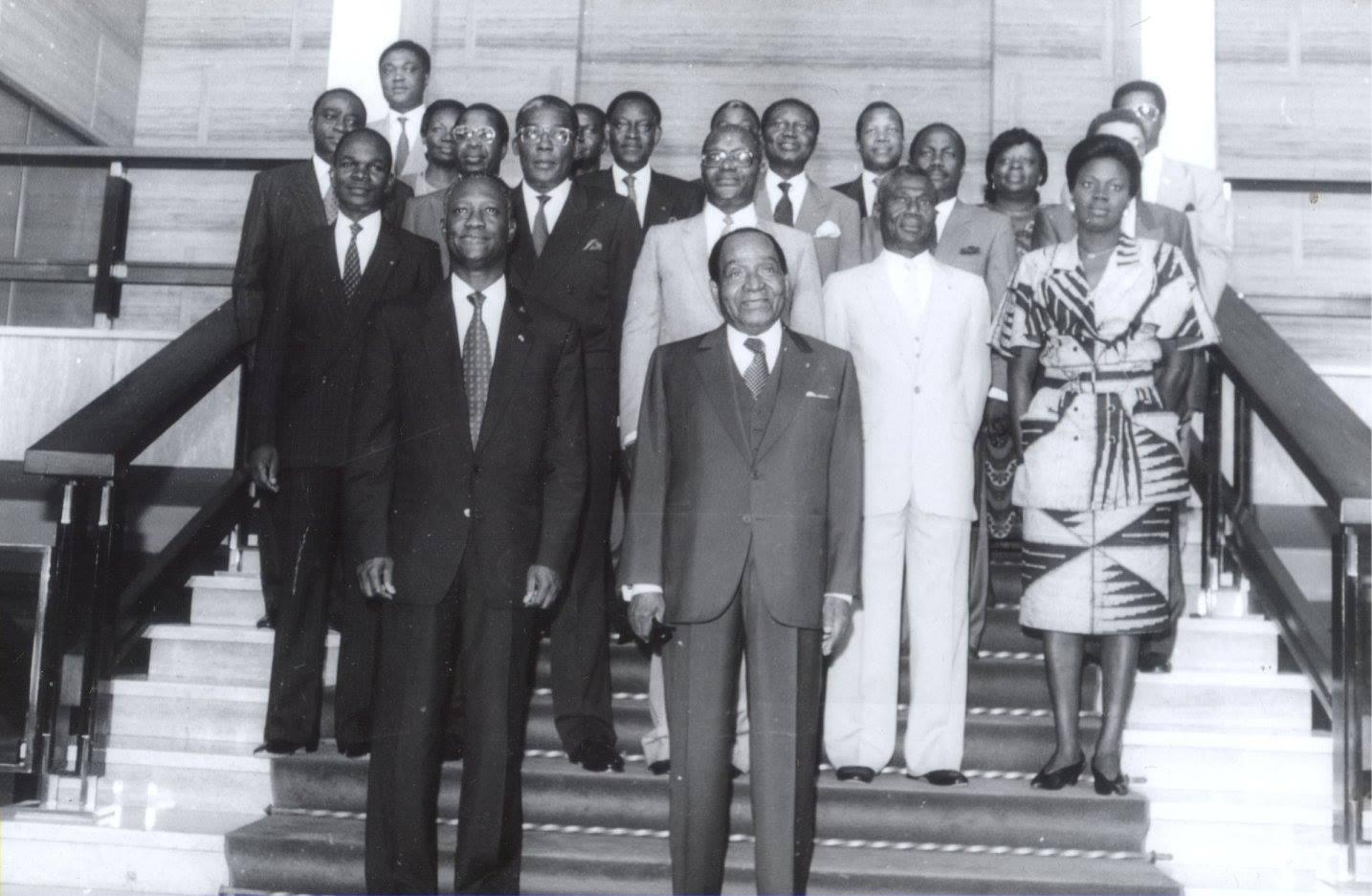 Côte d'Ivoire : Houphouët et ses héritiers