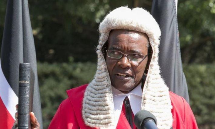 Le Juge Kényan David Maraga, un exemple à imiter en Afrique Noire.