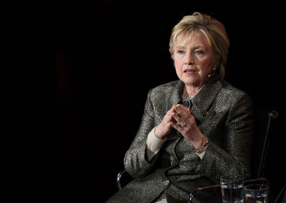 Hillary Clinton n'avait «pas préparé de discours de défaite»