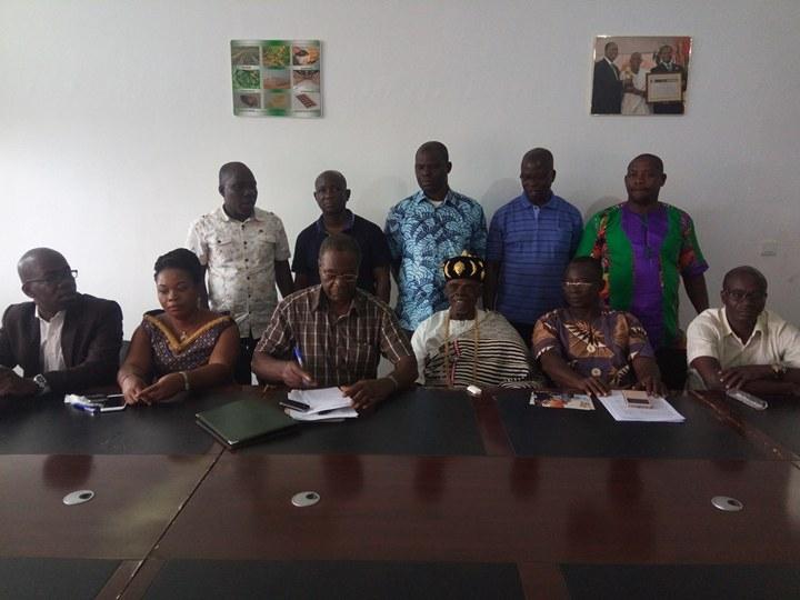 Côte d'Ivoire- Accusations de détournement : les membres du comité national de pilotage de l'OIA apportent un démenti