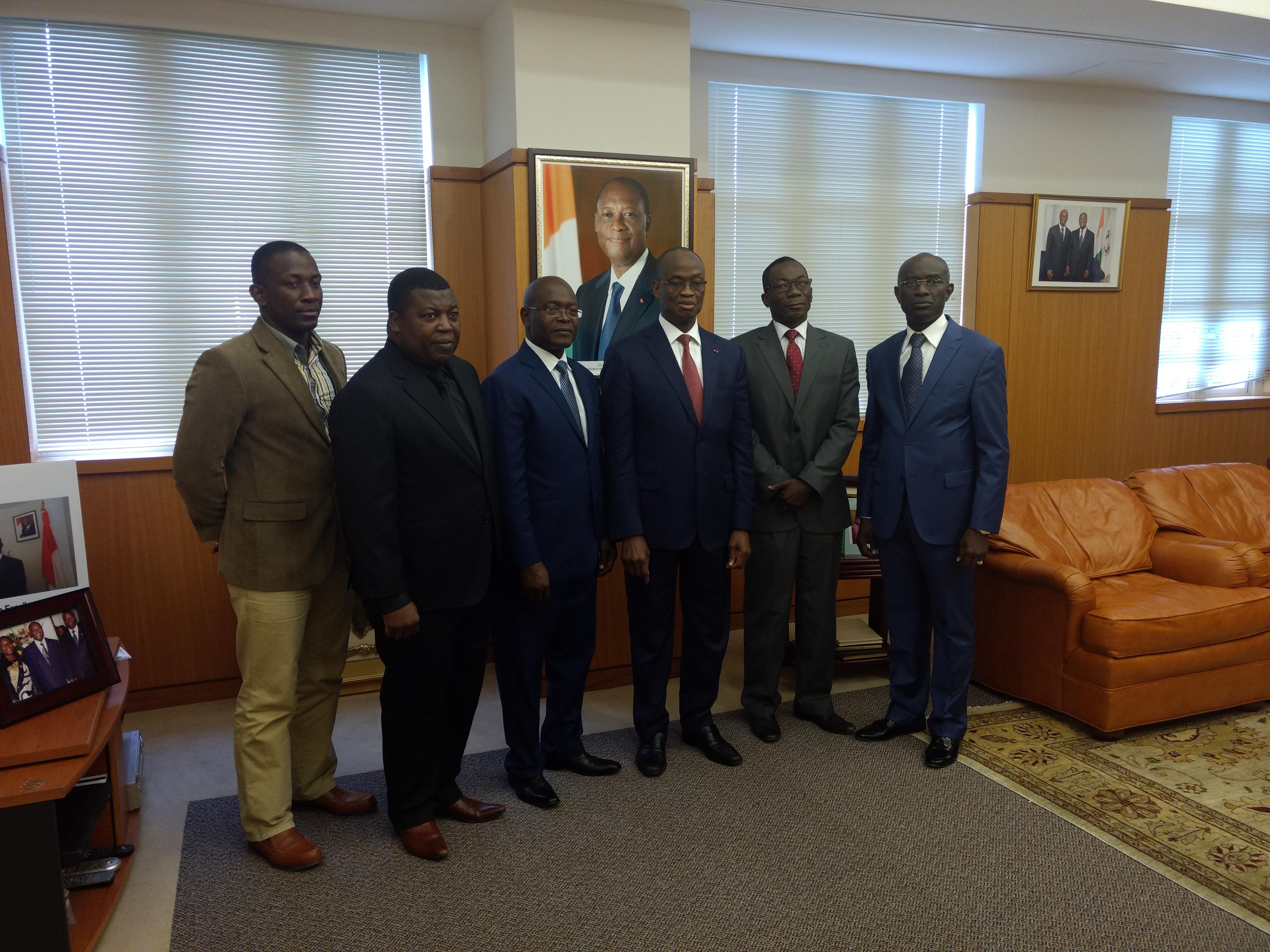 Ambassade de Côte d'Ivoire aux Etats-Unis : Le nouvel attaché de défense prend fonction