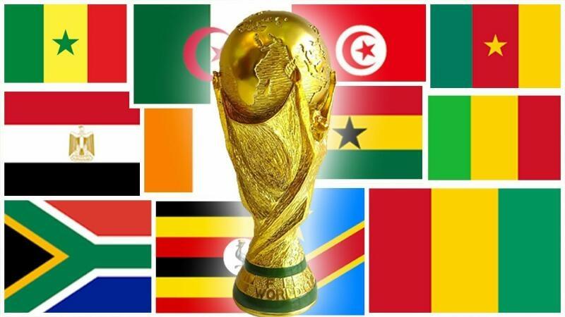 Éliminatoires Mondial 2018: Voici les cinq pays africains qualifiés pour la Russie