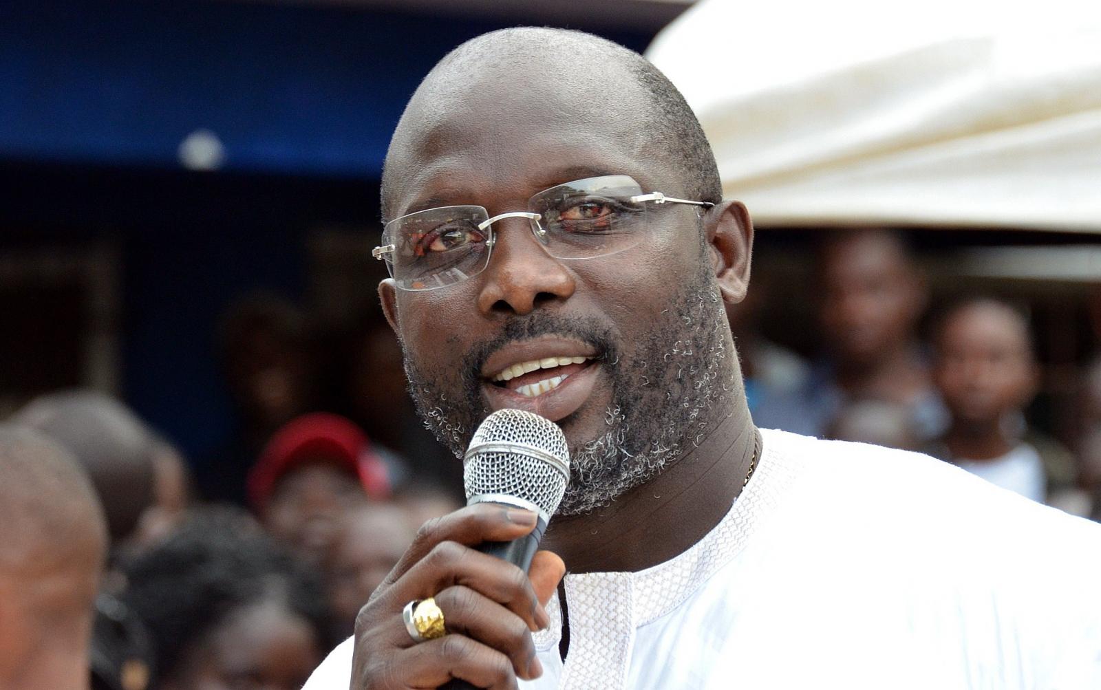 Elections au Liberia : George Weah face au risque d'une défaite