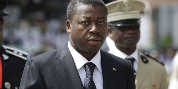 Faure Gnassingbé, dans une caserne: On le voit venir