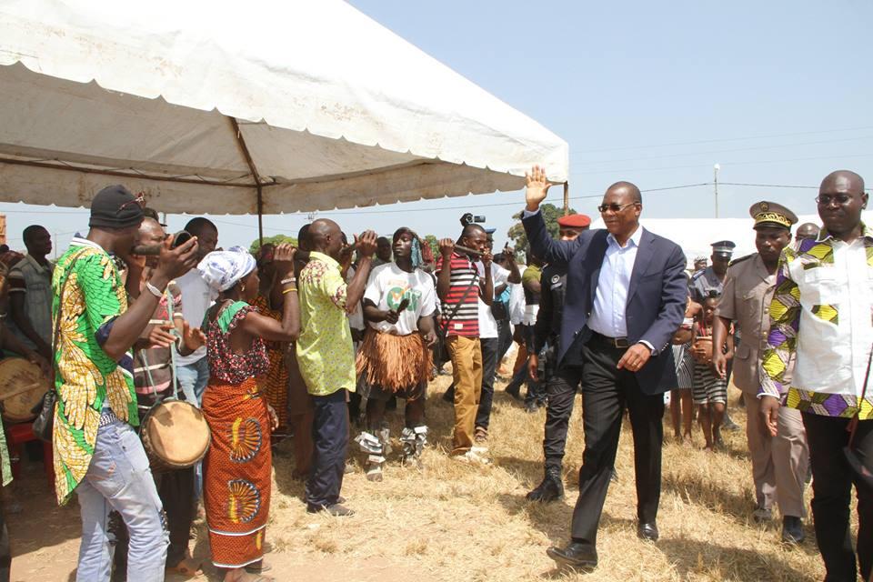 Côte d'Ivoire : Bruno Koné  prône la réconciliation des cadres du Hambol