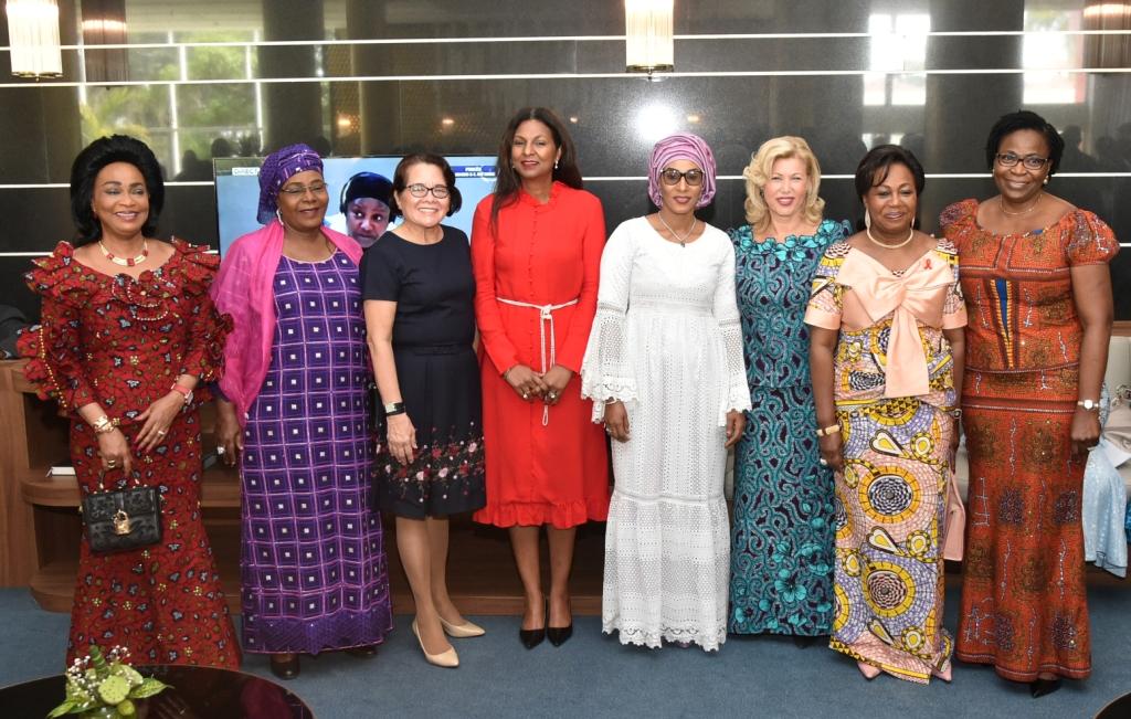 Les Premières Dames d'Afrique veulent pérenniser leurs actions