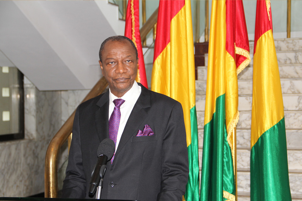 Appel d'un député à massacrer pour maintenir  l'ordre en Guiné: Un élu ne devrait pas dire ça