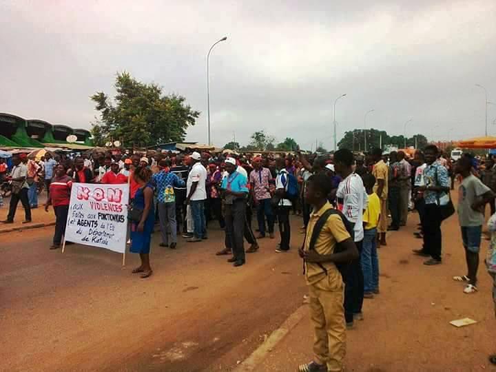Côte d'Ivoire /Katiola/Violences faites aux fonctionnaires : des syndicats d'agents de l'État observent un arrêt de travail de 72 heures