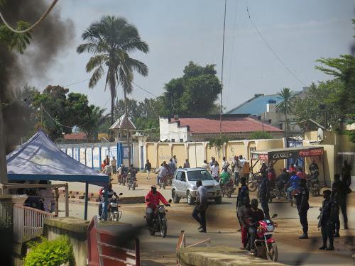 RDC/UNIBU : vive tension après des heurts entre étudiants et policiers