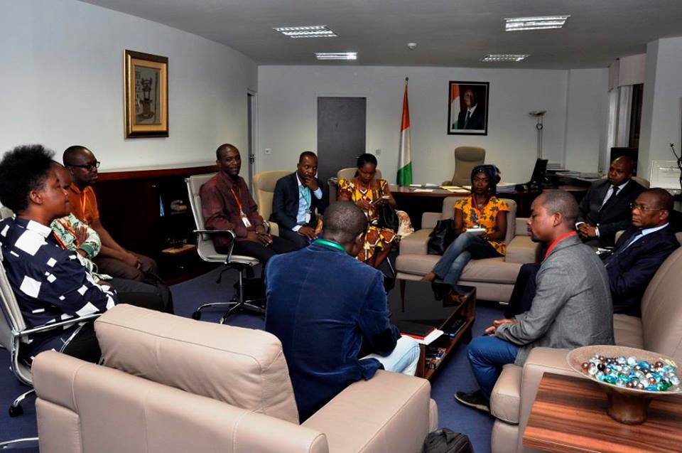 Déclaration du Syndicat National des Professionnels de la Presse de Côte d'Ivoire relative au mouvement d'humeur des travailleurs de Fraternité Matin