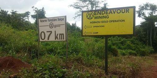 Côte d'Ivoire: la population fait plier la compagnie minière à Agbaou