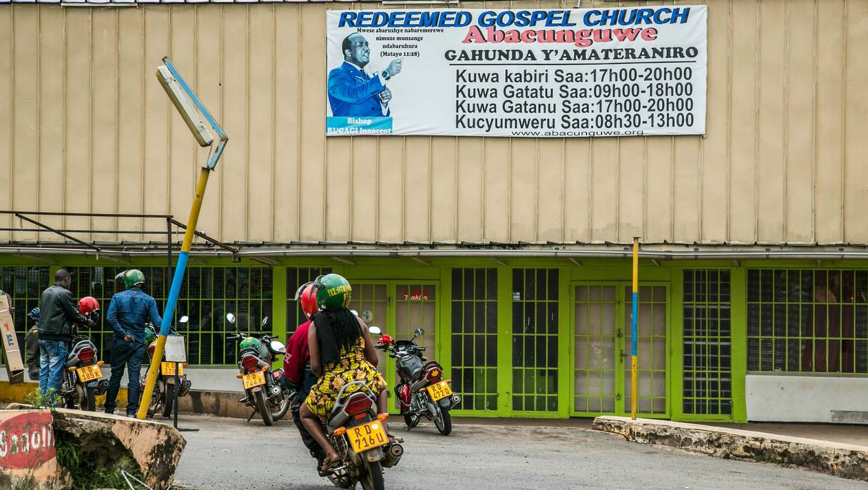 Rwanda: au moins 16 personnes tuées par la foudre dans une église
