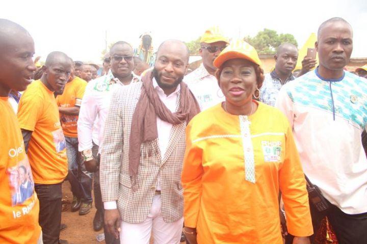 Rentrée politique de Force 2015 : Charles Gnahoré propose le couple Kablan Duncan- Amadou Gon candidat du RHDP pour la présidentielle de 2020