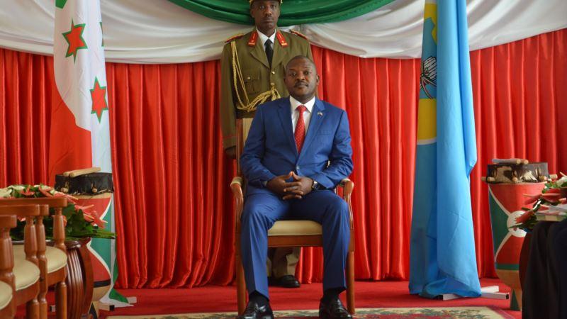 Élévation de Pierre Nkurunziza au rang de Guide suprême éternel:  Alléluia ô dieu du Burundi !