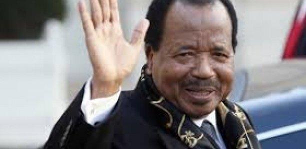 Paul Biya nomme 30 sénateurs